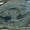 Ford Trimotor 5-AT-B 1928 builder's plate
