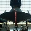 Lockheed SR-71A front