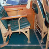 Ford Trimotor 5-AT-B 1928 passenger seat