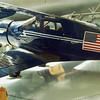 Beechcraft D-17A Traveler 1939 side lf