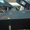 Lockheed SR-71A cockpit side lf