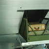 Ford Trimotor 5-AT-B 1928 wing storage compartment