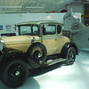 Ford Trimotor 5-AT-B 1928 w 31 Model A coupe