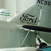 Ford Trimotor 5-AT-B 1928 rudder
