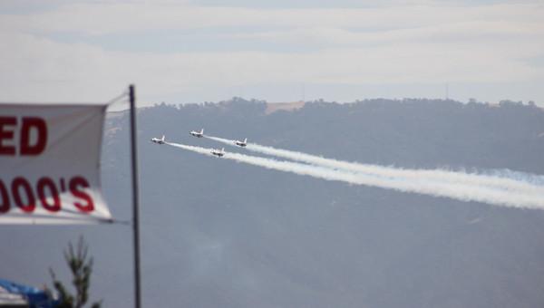 Salinas Airshow Thunderbirds 2010 042