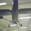 Taylorcraft L-2M Grasshopper 1944 fuselage under