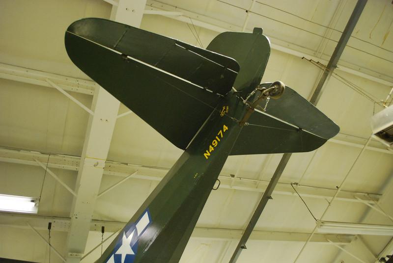 Taylorcraft L-2M Grasshopper 1944 under