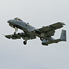 A-10 Warthog from the Thunderbolt West Coast Demo Team.