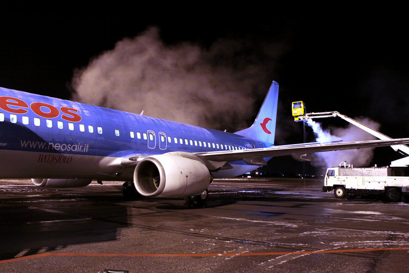 Deicing in BLQ-01