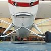 Aeronca L16 1947 landing gear ft