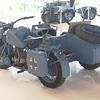 BMW 1943 Motorcycle w sidecar rr lf