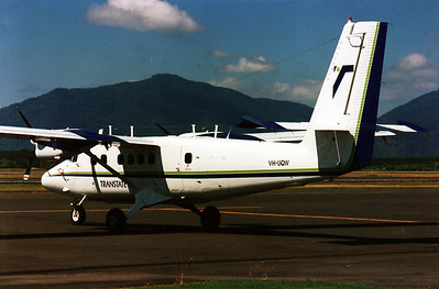 VH-UQW TRANSTATE AIRLINES TWIN OTTER