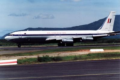 A20-629 RAAF B707