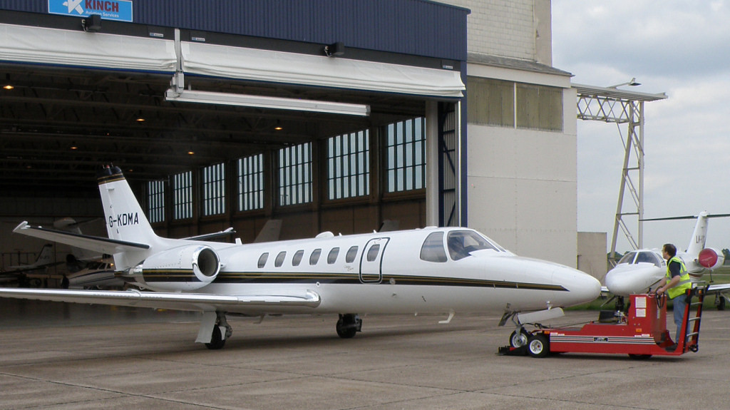 Cessna 560 Ctiation Ultra Encore G-KDMA<br /> By Correne Calow.