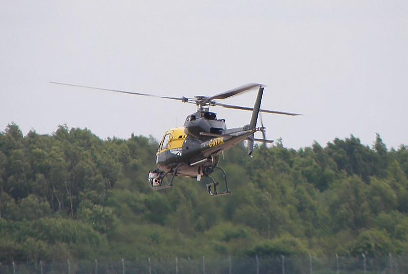Aerospatiale AS355F2 Ecureuil II   G-NTWK<br /> By Correne Calow.