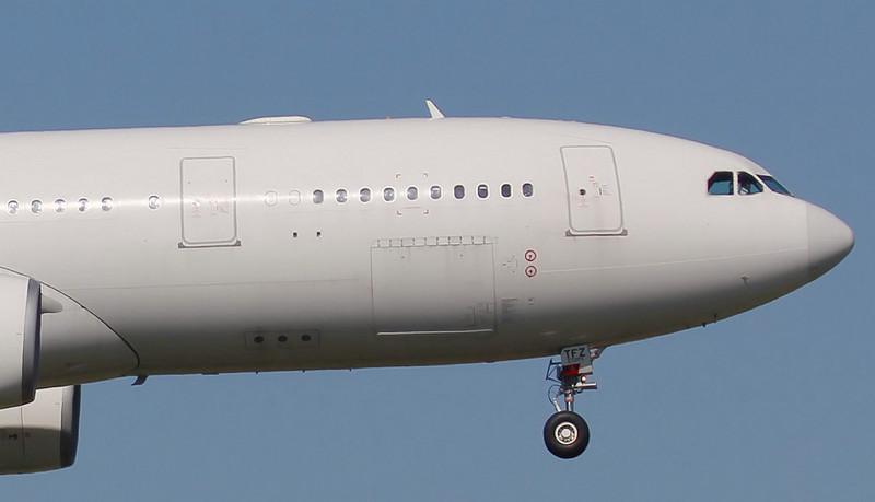 HiFly A330-243  CS-TFZ<br /> By Jim Calow.