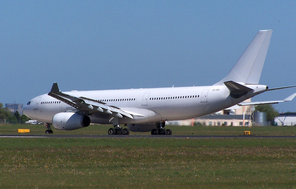 HiFly A330-243  CS-TFZ<br /> By Clive Featherstone.