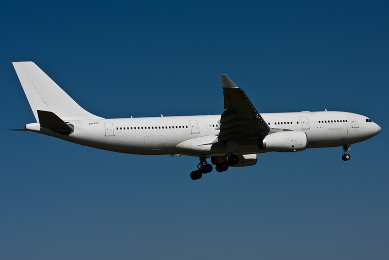 HiFly A330-243  CS-TFZ<br /> By David Bladen.