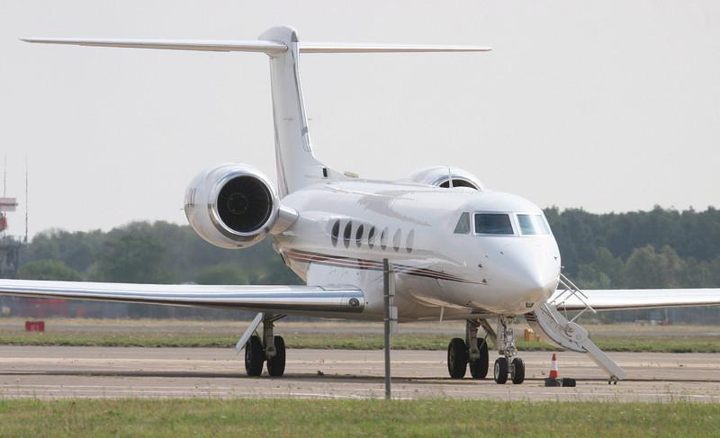Netjets Gulfstream G550 CS-DKI<br /> By Correne Calow