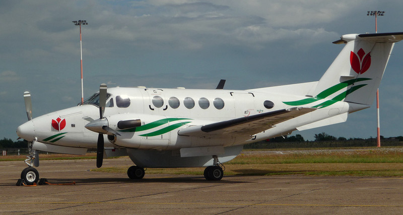 Skyline Aviation Beech 200 Super King Air PH-ATM<br /> By Jim Calow.