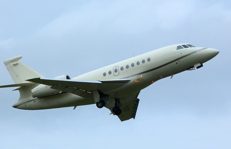 Sirio Falcon 2000 I-NATS<br /> By Clive Featherstone.