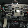 Beech King Air 200 cockpit