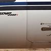 Beech Starship 2000A fuselage hatch