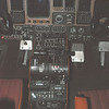 Beech Starship 2000A instrument panel 2
