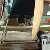 Bristol F2B landing gear