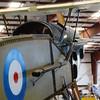 Bristol F2B fuselage rr rt