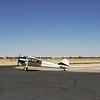 Cessna 190 1948 side lf