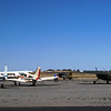 Cessna 172 Skyhawk 1957, Beech D55 1968, Stinson L-5 Sentinel, Cessna 190 1948