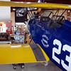 Fleet Model 2 1929 cockpit