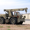 Crane, Wheel Mounted, 5 ton, Model H446A Hanson Manufacturing side rt