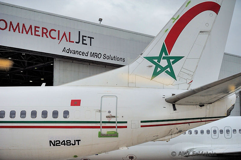 Royal Air Maroc Boeing 737