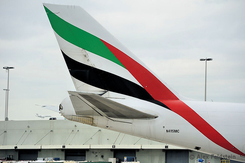 Emirates - Sky Cargo (lease) Boeing 747-400F