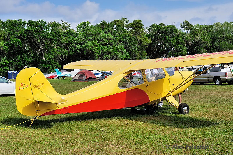Aeronca Champion 7AC (1947)