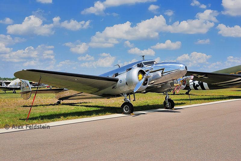 Lockheed 12 Electra
