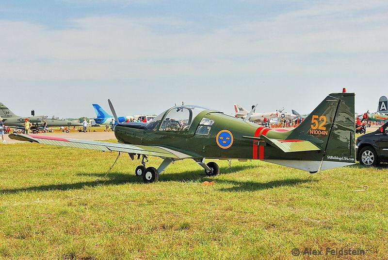Scottish Aviation Bulldog Series 101