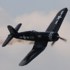 "This one of my favorite WWII aircraft.  The F4U Corsair.  The Japanese feared this plane and called it ""Whistling Death""."