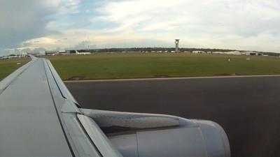 Darwin to Singapore on Jetstar-57 Go-Pro HD
