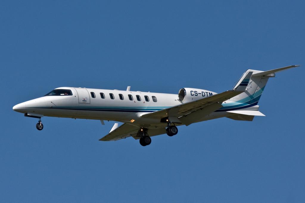 MasterJet Learjet 45XR  CS-DTM<br /> By David Bladen.