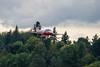 Snowbird 4 on final approach into Abbotsford International for the Abbotsford International Airshow 2012