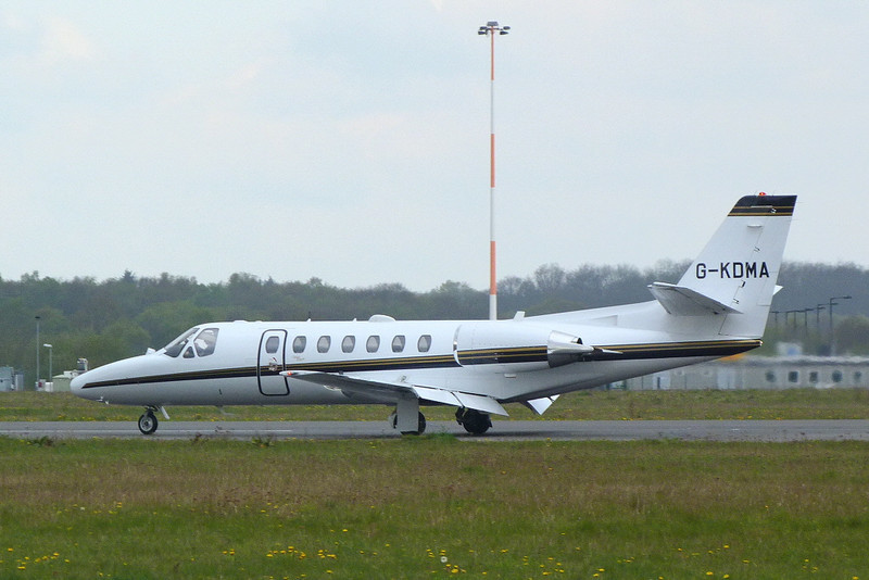 Forest Aviation Citation 560 Encore G-KDMA<br /> By Clive Featherstone.