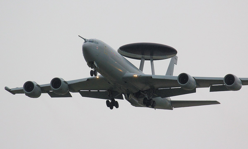 E-3D Sentry ZH102.<br /> By Jim Calow.