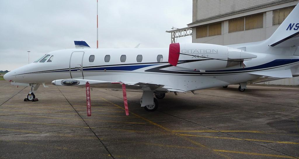 Cessna 560XLS Plus Citation Excel N98XL<br /> By Correne Calow.