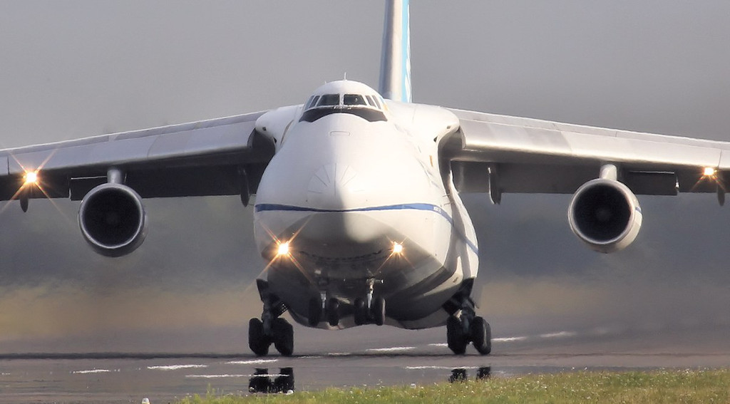 Antonov Design Bureau An124 UR-82073<br /> By Jim Calow.