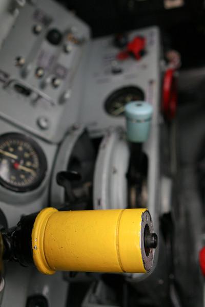 Kabina MiG-15