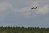 Předváděcí let MiG-15