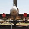 Avro Vulcan B 2 rear engines